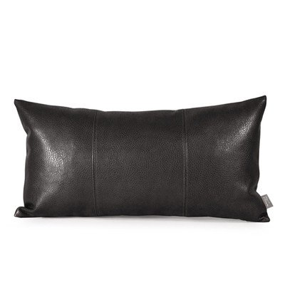 Howard Elliott 4-194 Kidney Pillow, Avanti Black