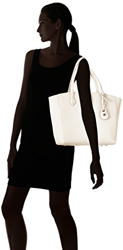 5x43x36 White Borsa Off Spalla Donna a Jeans Trussardi cm Bianco 17 Suzanne SnWHqcwa