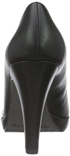 Tamaris 22466, Zapatos de Tacón para Mujer Negro (BLACK MATT 020)