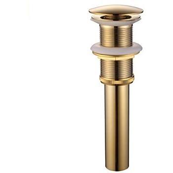 Kohler K 78172 Vf Stopper Assembly Polished Brass Touch