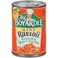 Chef Boyardee Mini Ravioli - 15 oz (Mini Ravioli)