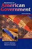 Readings in American Government, Nichols and Nichols, Mary P., 0757571484