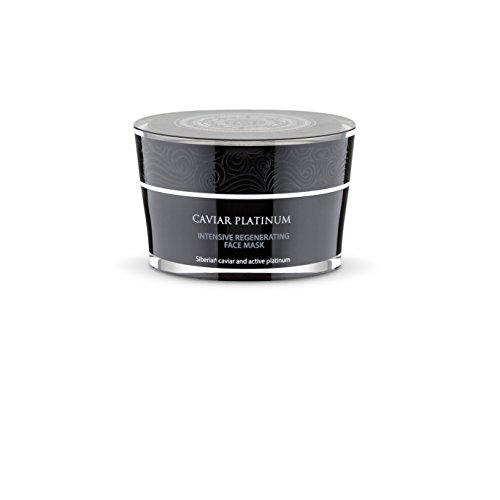 Natura Siberica NS Caviar Platinum Intensive Regenerating Face Mask, 50 ml