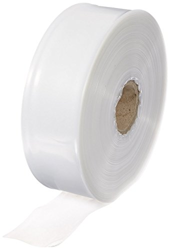 R.P.P RPP-T.03.006 Clear Poly Tubing Roll, 3