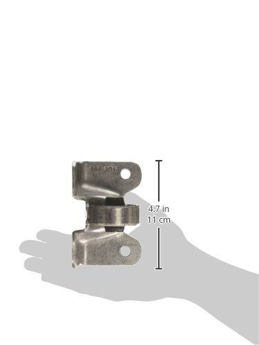 Genuine GM 15153956 Torsion Bar Support Heat Shield Insulator Front