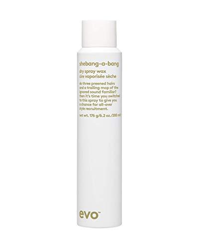 EVO ShebangAang Dry Spray Wax, 200 Gram
