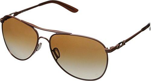 Image of Oakley Women's Daisy Chain OO4062-13 Aviator Sunglasses,Grapefruit Pearl,60 mm