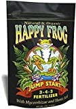 HYDROFARM FX14032 4LB HappyFrog JumpStart