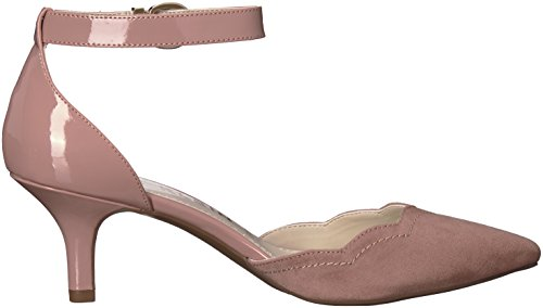 Anne Pink Klein Light Findaway Synthetic Women's Pump qw8aApq