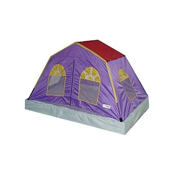 50%OFF Pacific Play Tents Kids Cottage House Bed Tent Playhouse - Fits Full Size  sc 1 st  IKON shocks & 50%OFF Pacific Play Tents Kids Cottage House Bed Tent Playhouse ...