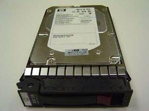 HP DF146BAFDU 146GB SAS 15KRPM 16MB BUFFER 3.5LP HP HARD DRIVE