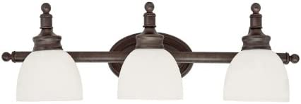 Trans Globe Lighting 34143 ROB Indoor Kovacs 27 Vanity Bar, Rubbed Oil Bronze