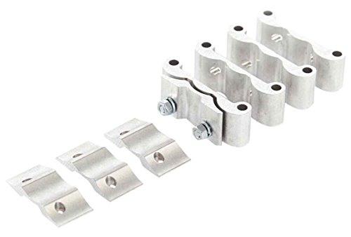 AFCO AHB00802 Hurricane Brackets for 8