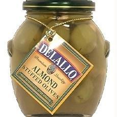 Almond Olives - 6
