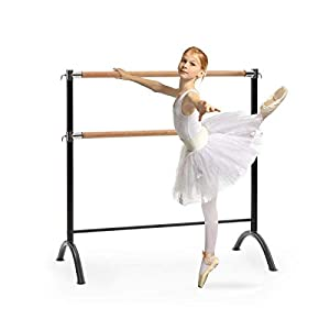 6. Klarfit Barre Anna Double Ballet Bar - Best Double Ballet Barre