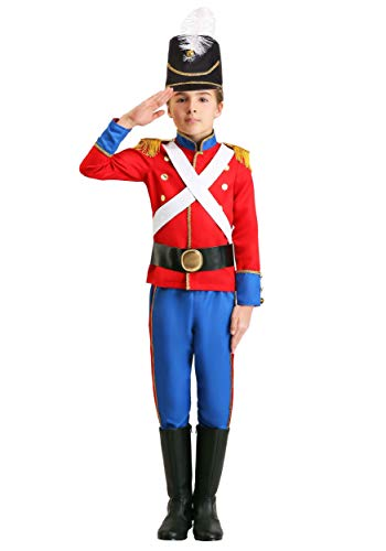 Boys Toy Soldier Costume ()
