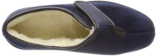7510100 Donna Pantofole Totie 41 Fargeot Blu marine qaXPw1Zx