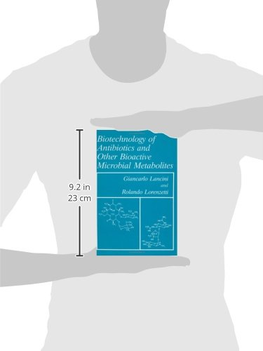 Biotechnology of Antibiotics and Other Bioactive Microbial Metabolites (Language of Science) by Springer