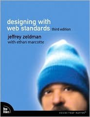 Designing with Web Standards 3th (third) edition Text Only PDF