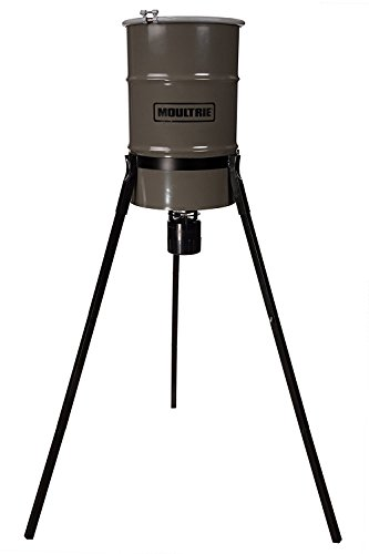 - Moultrie 30-Gallon PRO Hunter Tripod