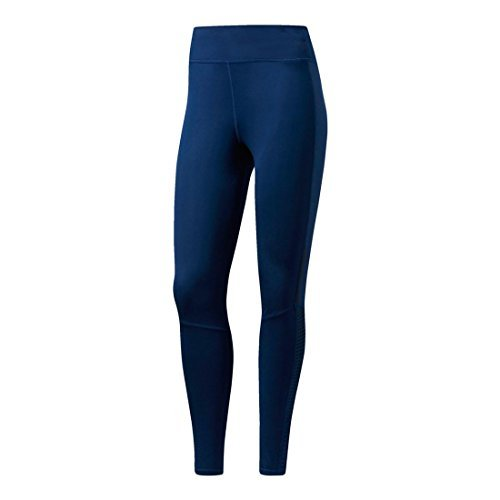 adidas Women's Running Supernova Long Tight Bottom, Mystery Blue, Large by adidas