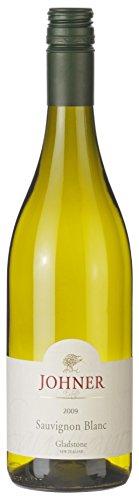 Sauvignon Blanc Gladstone Johner 2015 Johner Estate Vinyards, trockener Weisswein aus Neuseeland