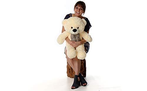 (Giant Teddy Cozy Cuddles - 30