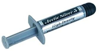Arctic Silver W Tool Arctic Silver 3.5g High-Density Polysynthetic Silver Thermal Cooling Compound AS5-3.5G