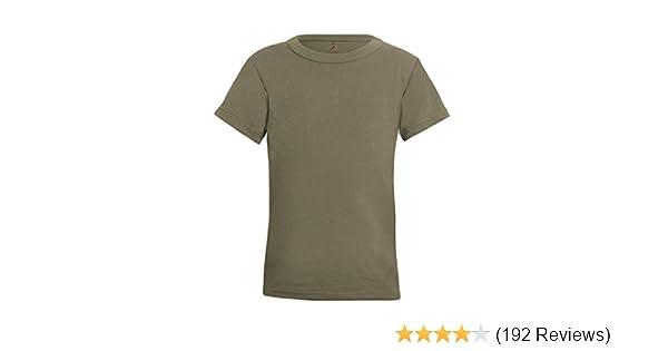 23860c942a62e Amazon.com  Rothco Kids T-Shirt  Sports   Outdoors