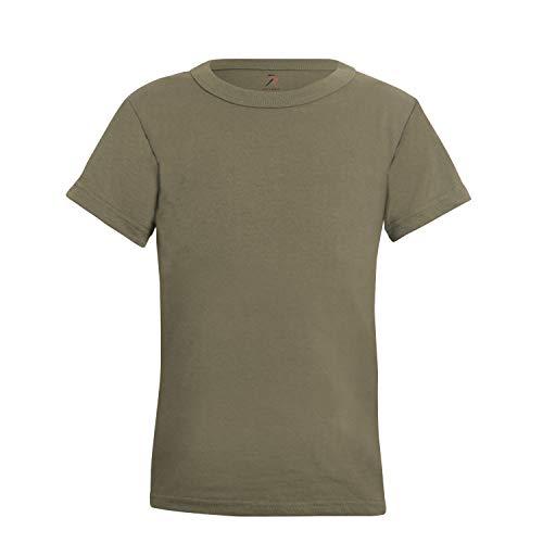 - Rothco Kids T-Shirt, AR 670-1 Coyote Brown, XS