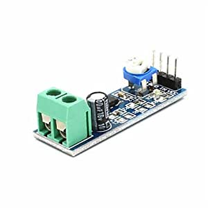 Chips LM386 20 ganancia módulo amplificador de audio - azul