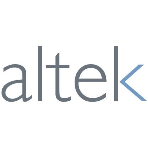 outlet Altek 500 Series 2 Handles Bidet Faucet, Satin Chrome