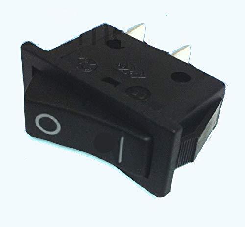 Single Pole Electric Rocker Switch 16amp 250V O/I Markings/suits many appliances Elementary Limited