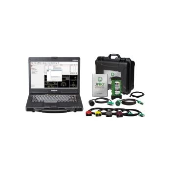 JPRO Professional Heavy Duty Truck Diagnostic Toolbox (263025)