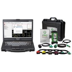 JPRO Professional Heavy Duty Truck Diagnostic Toolbox (263025) ()