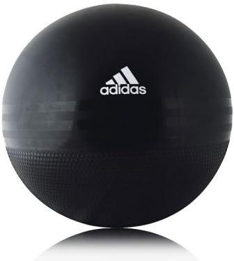 robo Matemáticas adherirse  adidas Gym Ball – Black, 65 cm, 11112: Amazon.co.uk: Sports & Outdoors