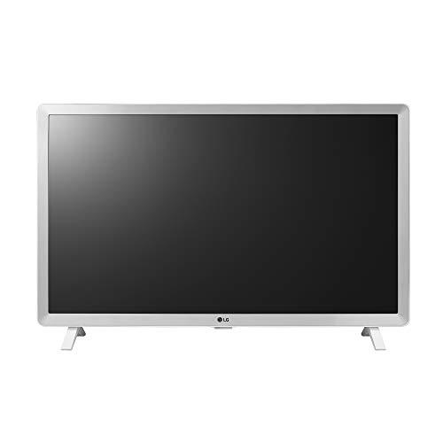 LG 28LM520S-WU 28 Inch HD Smart TV Monitor (2019), White