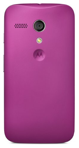 Motorola Shell for Moto G - Retail Packaging - Violet