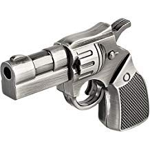 (32 GB Metal Gun shape USB Flash drive)