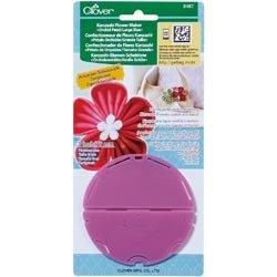 Clover Needlecrafts Bulk Buy (3-Pack) Kanzashi Flower Maker Orchid Petal Large 8487 (Clover 8487 Kanzashi Flower Maker Orchid Petal Large)