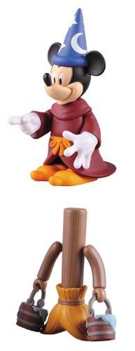 Medicom Fantasia: Mickey  and  Broom Kubrick 2-Pack 2