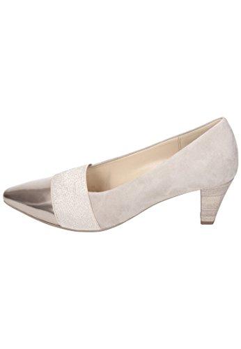 Gabor 65141-12 - Zapatos de vestir para mujer puder/rose