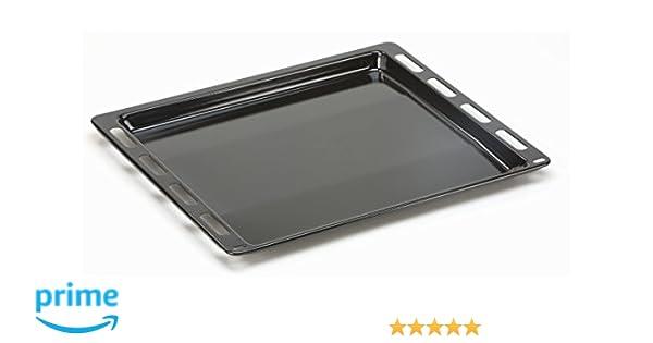 DREHFLEX®-Bandeja para horno/universal cacerola - Compatible con diferentes cocinas y hornos de Bosch/Siemens/Constructa/Neff/Junker & ruh- part-nr. ...