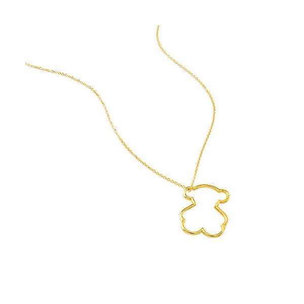 TOUS Collar con colgante Mujer oro amarillo – 113564000 TOUS Collar con colgante Mujer oro amarillo – 113564000 TOUS Collar con colgante Mujer oro amarillo – 113564000