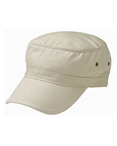 econscious 100% Organic Cotton Twill Corps Hat - Stone