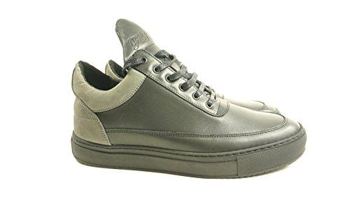 Filling Pieces 101201218150 - Zapatillas para hombre negro Size: 44 jSLImZ8Cag