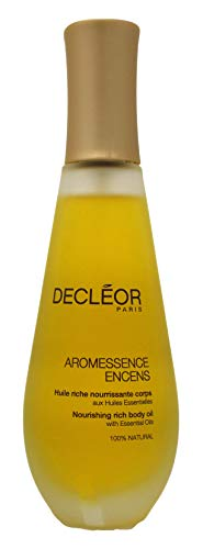 - Decleor Aromessence Encens Nourishing Rich Body Oil for Unisex, 1 Pound