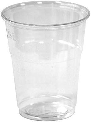 Bio desechables vasos, Compostable, 500 ml, 0,5L, 0, 5, 50 ...