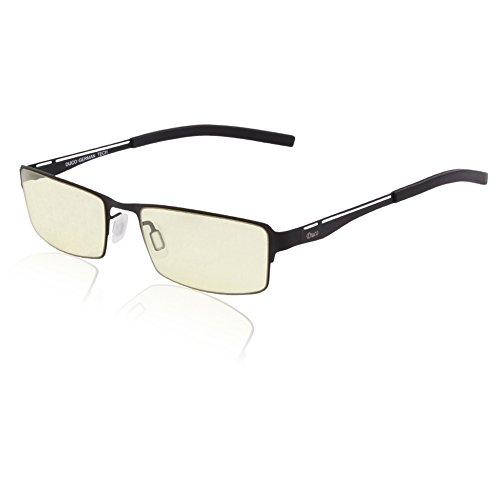 Duco Full Rim Ergonomic Advanced Video Computer Gaming Glasses 301