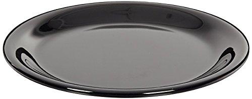Carlisle 3300803 Sierrus Narrow Rim Melamine Pie Plates, 6.5